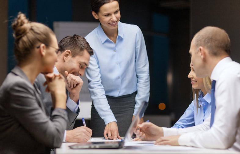 Vállalati nyelvoktatás